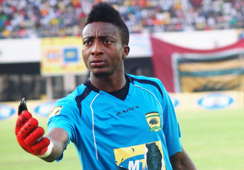 Asante Kotoko risk losing goalkeeper Felix Annan on free transfer ...