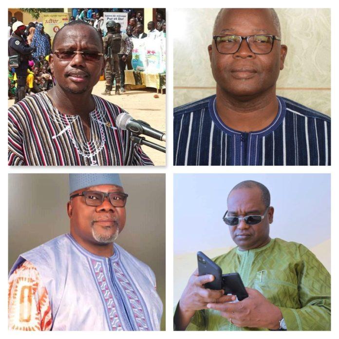 Four Burkina Faso ministers down with coronavirus - The Ghana Report