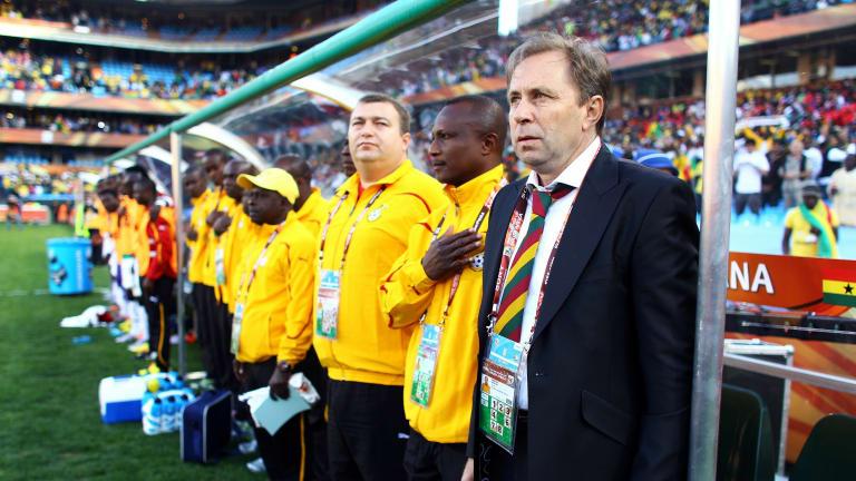 Milovan Rajevac eyes Ghana return - The Ghana Report