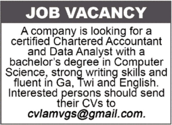 Tuesday, 28th July: Advertised jobs in today's newspapers 5