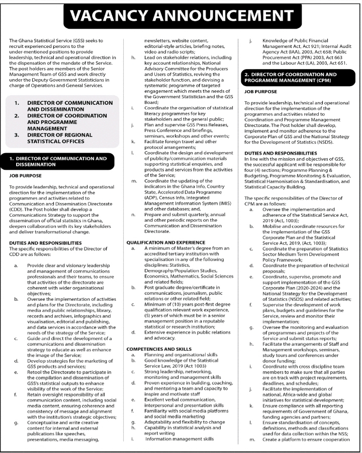 Tuesday, 28th July: Advertised jobs in today's newspapers 6