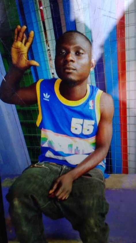 Thomas Nyamavoh, the deceased