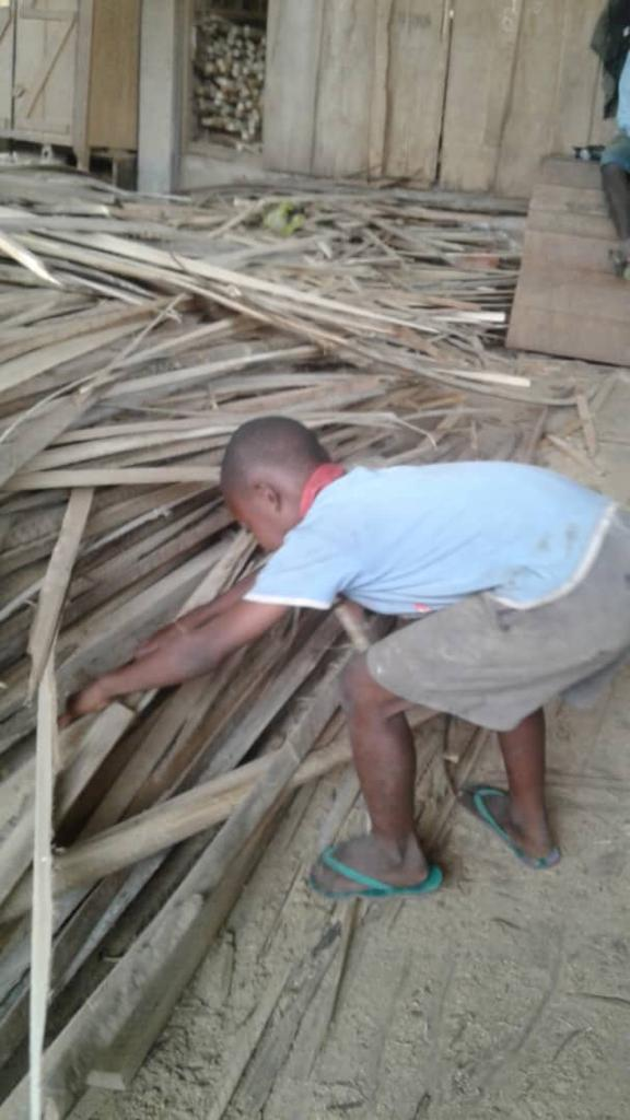 How COVID-19 Is Forcing Children Into Child Labour At Sokoban Wood Village 4
