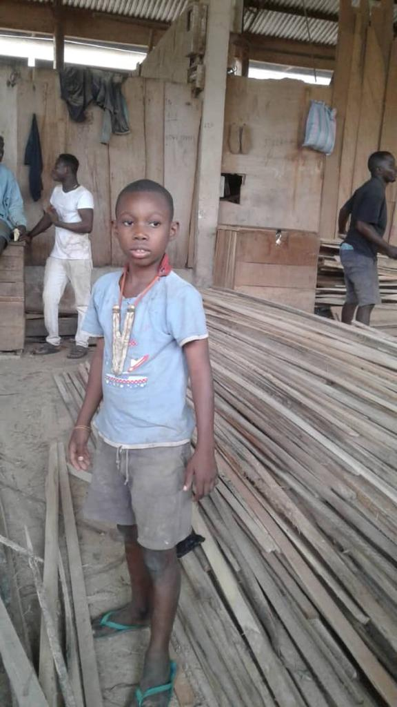 How COVID-19 Is Forcing Children Into Child Labour At Sokoban Wood Village 2